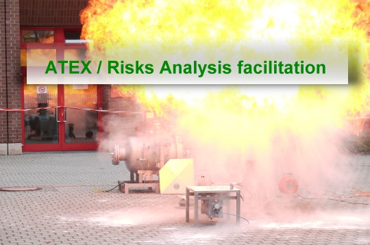 Consulting - Facilitation Moderation ATEX risk analysis