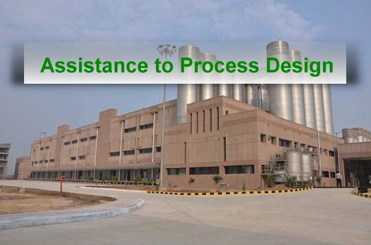 Consulting - Assistance to Process Design