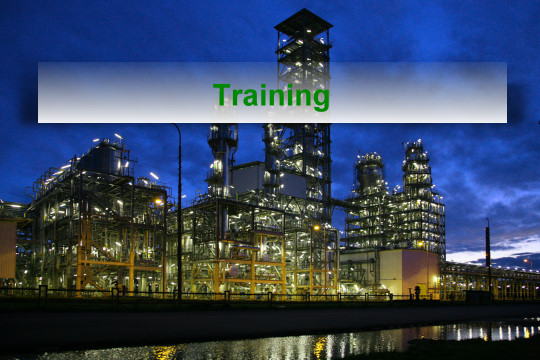 Consulting - Training Powder Handling and Mixing